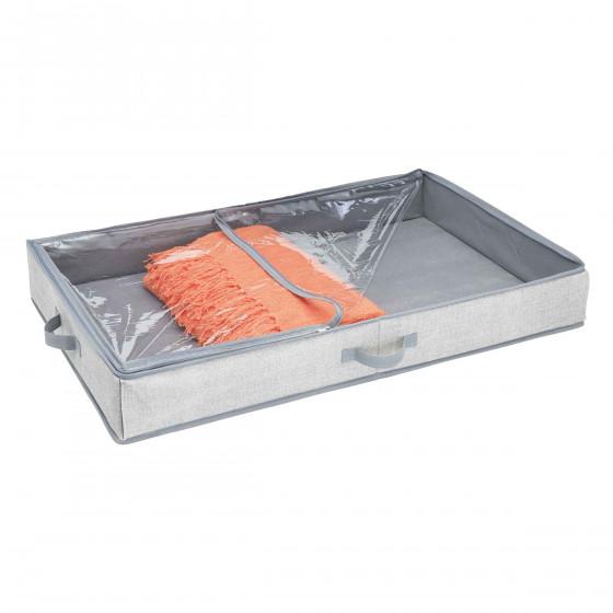Housse de rangement sous le lit rigide