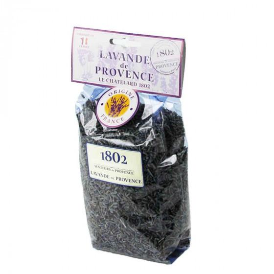 100g de fleurs de lavande de Provence