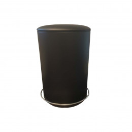 Poubelle 5 litres à pédale design