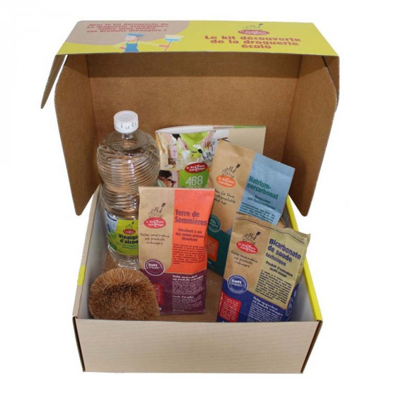 Kit de fabrication de produits écologiques pour la maison