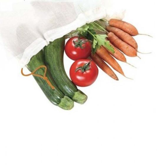 Sac à vrac bio pour céréales et légumineuses