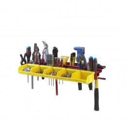 Rangement mural pour petits outils