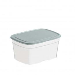 Boîte alimentaire fabriqué à partir de canne à sucre et plastique bio 1 Litre