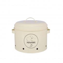 Boîte de conservation pour pommes de terre