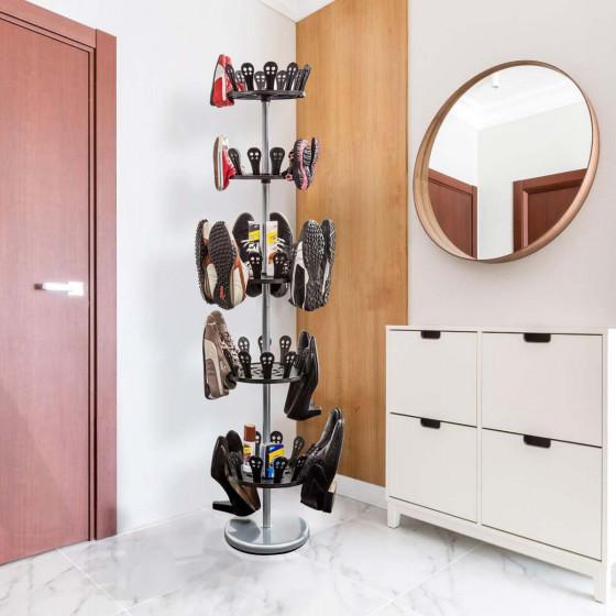 Tourniquet à chaussures 30 paires