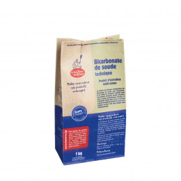 Bicarbonate de soude 1kg