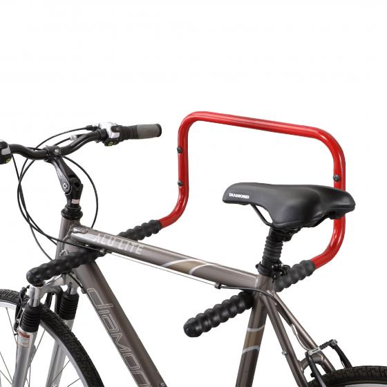 Porte vélo mural pour 2 vélos