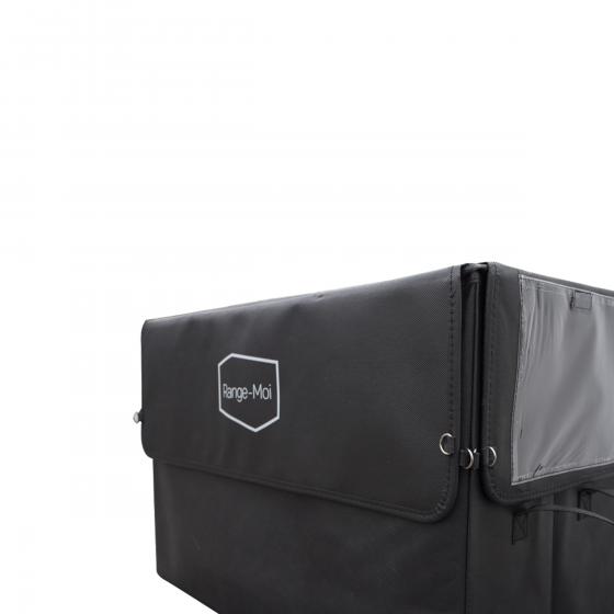Boîte de stockage en tissu. 60 litres