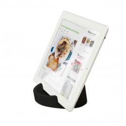 Support noir pour tablette tactile