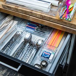 Rangement vaisselle et couverts - organisateurs