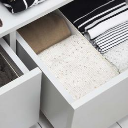 Organisation placards et tiroirs - bacs, boîtes