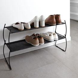Rangement chaussures entrée - étagères, boites