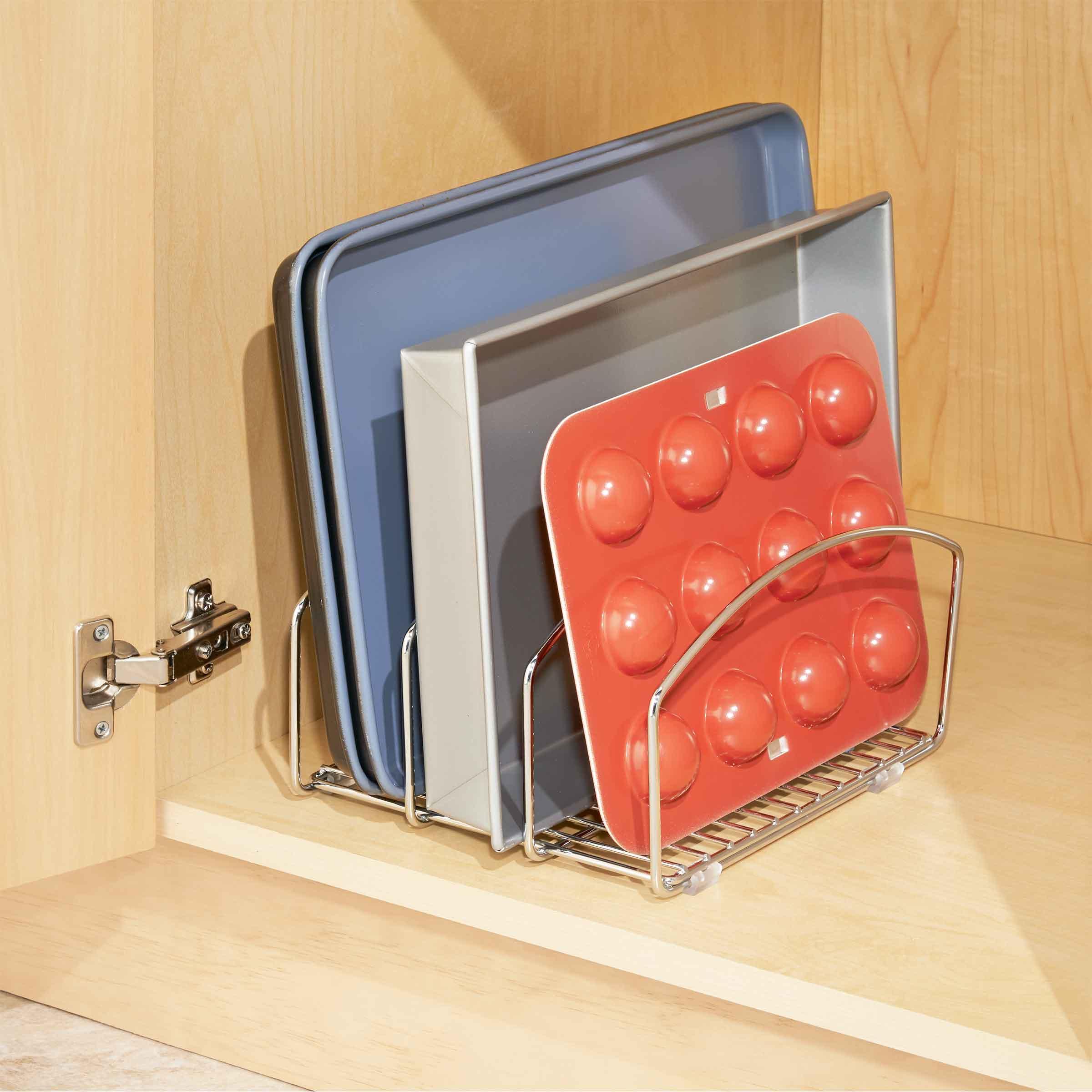 Support en métal pour planches à découper plateaux et grands couteaux