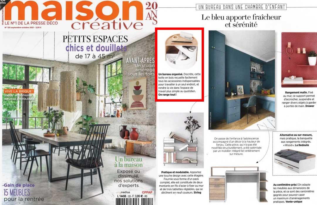 Magazine Maison Créative