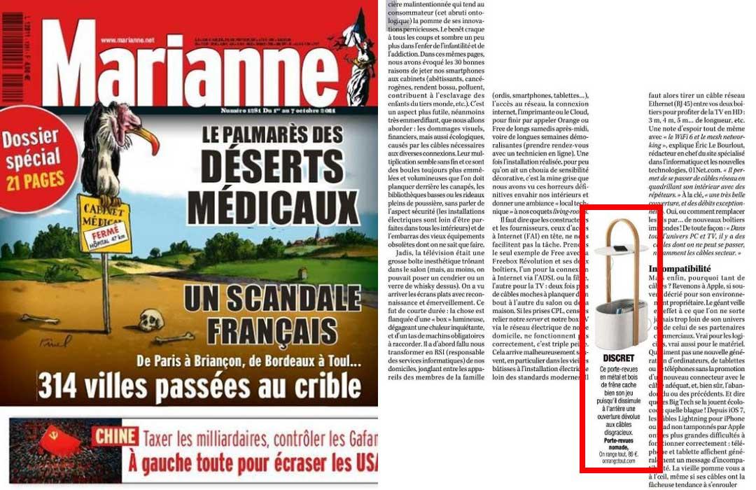 Magazine Marianne