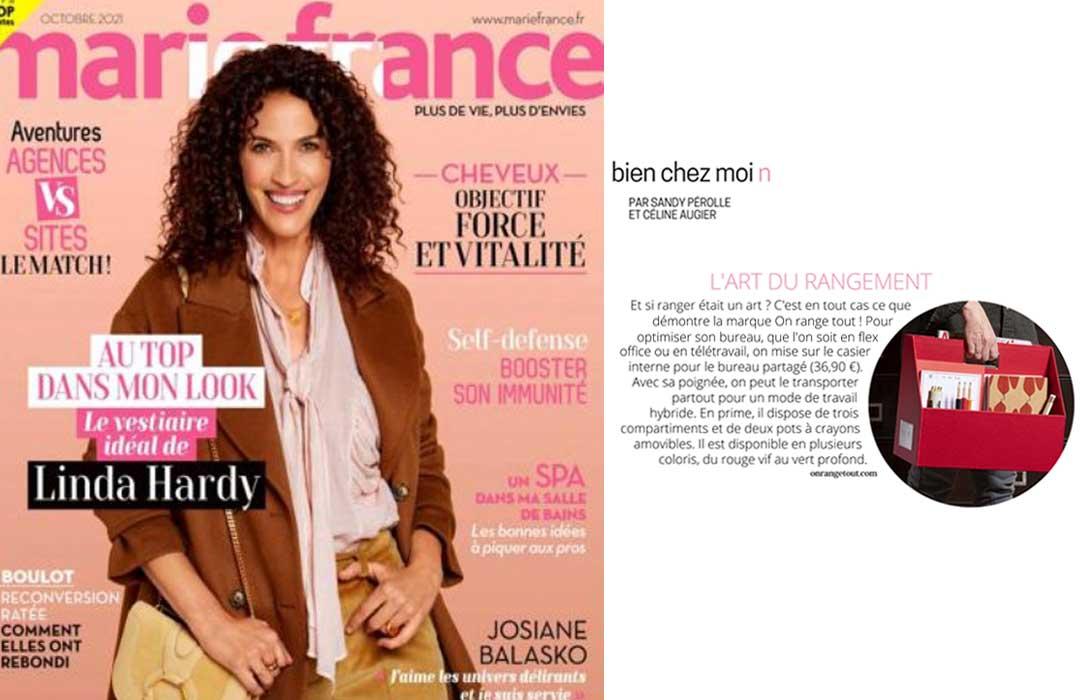 Magazine Marie-France