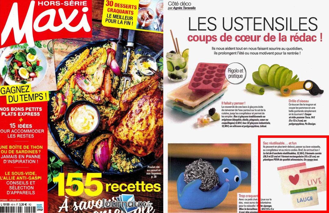 Magazine Maxi hors-série