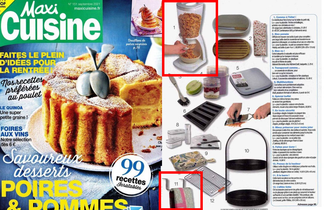 Magazine Maxi Cuisine