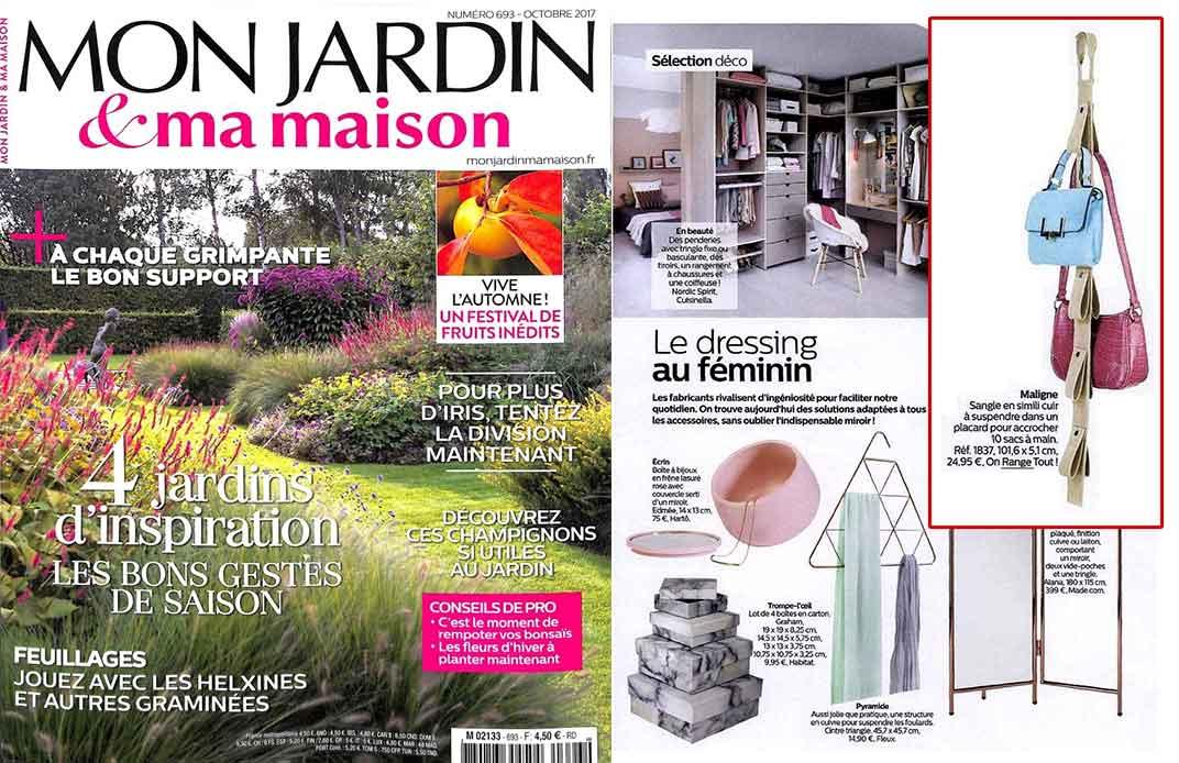 Magazine mon jardin et ma maison