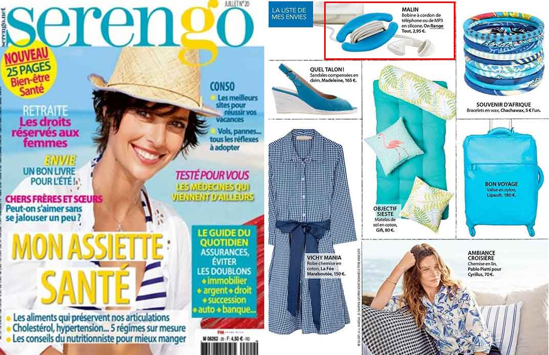Magazine serengo juillet 2017